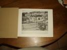 Recto :MAISONS D' ABODE, NOUVEAU MEXIQUE. Verso: LA MAISON DE LA FALAISE , CALIFORNIE , USA  Envoi : 150313760 - Vieux Papiers