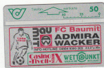 AUSTRIA - Admira Wacker FC, CN : 400A, 10/94, Used - Sport