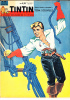 TINTIN JOURNAL 666 1961 Corsaire Tom Souville, Paquebot France, Sesimbra (Portugal), Anquetil, Le Mans: Musée Automobile - Tintin