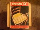 """Exceptionnelle Collection """"Systeme D"""" Ancienne : Exemplaire De Juillet 1958 - Bricolage / Tecnica"""