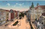 23635    Germania,  Koln  A. Rh.,  Habsburger  Ring  Mit  Opernhaus,  NV - Koeln