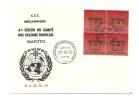 4ª SESSAO  DO  COMITE DOS  CICLONES  TROPICAIS        Ref  Jr  12-11-442 - Mosambik