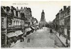 BELGIQUE : LENS - LA GRAND´PLACE - Lens