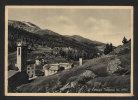 S. Santa Caterina Valfurva (Sondrio) - Panorama - Viaggiata 1954 - Altre Città