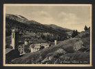 S. Santa Caterina Valfurva (Sondrio) - Panorama - Viaggiata 1954 - Other Cities