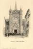 MAZAMET - Eglise Notre-Dame - Mazamet