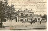 MAZAMET - Facade De La Gare - Mazamet