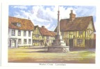 LAVENHAM (Suffolk - Angleterre)  - CPSM  - Market Cross ... Painting - Non Classés