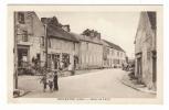 ALLIER  /  COULEUVRE  /  ROUTE  DE  LURCY  ( Cycles, Café, Enfants Et Pub BYRRH )
