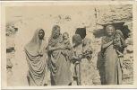 Carte Photo  Groupe De Femmes Avec Enfants , Mauritanie, Soudan , Niger ? - Postales