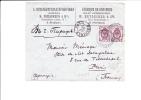 A0289    LETTRE  1897   POUR PARIS - 1857-1916 Empire