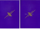 Dexia - 2 Cartes De Voeux Avec Une Légère Différence - Banques