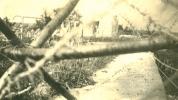 Photo Guerre 14-18 WW1  Bombardement Ruines Poste D'écoute En Face De Sapigneul Maisonnette - Guerre, Militaire