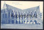 ALTE POSTKARTE BRAUNSCHWEIG ALTSTADT-RATHAUS Town-hall Hotel De Ville Mairie Cpa Postcard AK Ansichtskarte - Braunschweig