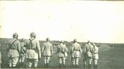Photo Guerre 14-18 WW1  Militaire Officier Revue Du 1 Corps Par Le Général Lacapelle Saint Ouen - Guerre, Militaire