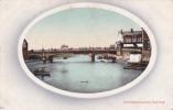 Vintage Postcard - England - Cambridgeshire - Peterborough - Peterborough Bridge - Autres