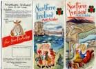 DEPLIANT  -  IRLAND  -  NORTHERN IRLAND  -  MAP FOLDER - Publicités