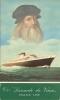 MOTO NAVE LEONARDO DA VINCI - EXPRESS SERVICE NEW YORK -  F. PICCOLO - (rif. B00) - Steamers