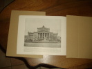 THEÂTRE De La COMEDIE. PLACE SCHILLER  . BERLIN...photogravure De 109 Ans D´âge... Envoi  , Voir Annonce 150313760 - Lugares