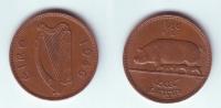 Ireland 1/2 Penny 1946 - Ierland