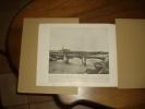 PANORAMA De SEVILLE, Vu De LA GIRALDA . ESPAGNE...photogravure De 109 Ans D´âge... Envoi Monde  , Voir Annonce 150313760 - Lugares