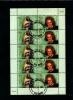 AUSTRALIA - 2004  SUTHERLAND SHEETLET  FINE USED FDI CANCEL - Sheets, Plate Blocks &  Multiples