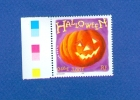 N° 3428  HALLOWEEN    NEUF** ( JE LIQUIDE TOUT MA COLLECTION ) 5 TIMBRES NEUF**ACHETEE PORT GRATUIT - France