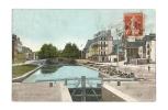 Cp, 35, Rennes, Canal D'Ille Et Rance, Voyagée 1913 - Rennes