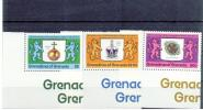 GRENADA/ GRENADINEN , ** , MNH , Postfrisch , Mi.Nr.285 A - 287 A - Grenada (1974-...)