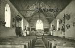 Saint-Aubin-le-Dépeint Intérieur De L'Eglise - France