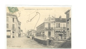38 // BEAUREPAIRE   Quai Des Terreaux, Ecole De Filles   L Couvreur édit,  ** - Beaurepaire