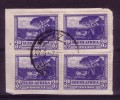 AFRIQUE DU SUD SOUTH AFRICA SUID ZUID AFRIKA 1933  3d 2 PAIRS SCOTT 57 GROTE SCHUUR MAISON CECIL RHODES HOME - Non Classés