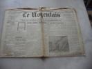 Le Nogentais Samedi 20 Avril 1940    Nogent Le Rotrou  28 - Autres