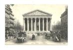 Cp, 75, Paris, La Madeleine, Voyagée 1909 - France