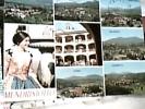 SUISSE SWITZERLAND SVIZZERA MENDRISIOTTO VEDUTE NOVAZZANO RANCATE GENESTRERIO SAN PIETRO STABIO LIGORNETTO VB1986 DO4946 - TI Ticino