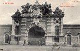 23572   Belgio, Berchem,  Porte  Du  Chemin  De  Fer,  VG  1911 - Altri