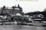 60 Oise Pierrefonds Le Chateau Sous La Neige - Pierrefonds