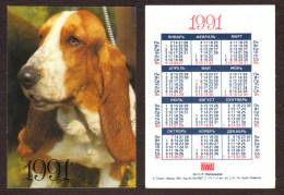 1991,  Calendars  Of USSR- 0150 - Calendars