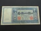 1910 - Billet 100 Mark - Allemagne - Rouge - C 6166659 - [ 2] 1871-1918 : German Empire