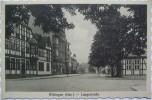 1932 GERMANY POSTCARD WITTINGEN HANNOVER - Hannover
