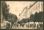Croatia, Kroatien, Hrvatska, Petrinja, Gundulic Street, Used 1922. # 1174 - Kroatië