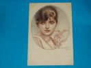 Illustrateurs) Mauzan - N° 78-4 - Portrait - Mauzan, L.A.