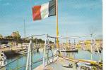19536 Escale à Saint Malo. 35.288.181 La Cigogne. 1969 -drapeua Francais, Bateau Ancre