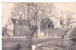 19538 SAINT BRICE En COGLES : Le Château De La Motte  -photo Houdus ST Brice -1963-attention état !