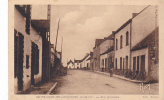 19543 Notre-Dame-des-Langueurs - Rue Principale. Coll Favel Rosy. Vélo