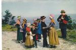 19559 AUVERGNE France Clermont Ferrand - Bourrée Saint Flour Ambert, Brin Coquetterie- 17 Gaby - Danses