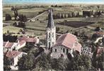 19564 En Avion Au Dessus De... DUNES ; Eglise Vue Panoramique . A 82.D38.1003 Sofer Colorisée - France
