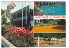 19566 Notre Dame De Gravenchon. Hotel Ville Piscine Tennis Esso Centre Equestre. Multi Vues. La Cigogne