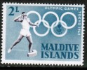 MALDIVES   Scott #  139*  VF MINT LH - Maldives (...-1965)