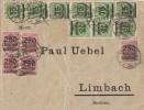 DR Brief Mif Minr.9x 286,5x 295 Berlin 8.10.23 - Allemagne